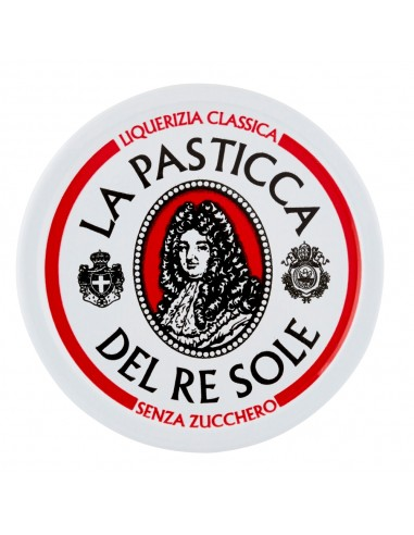 La Pasticca Del Re Sole Liquirizia...