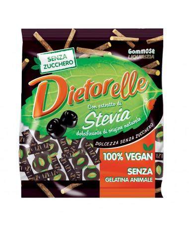 Dietorelle Caramelle Gommose Vegan...