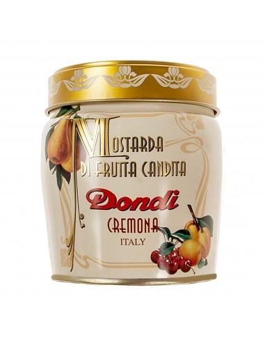 Dondi Mostarda Cremonese, Lattina...