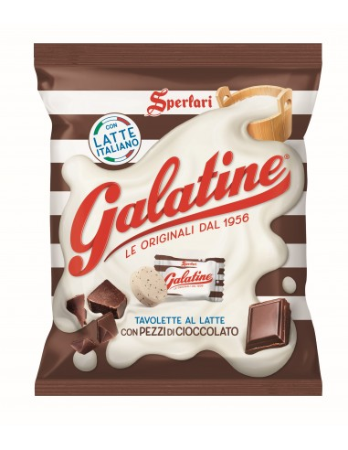 Galatine Cioccolato Caramelle al...