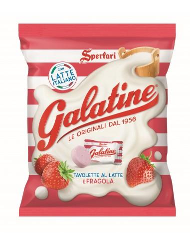 Galatine Fragola Caramelle al Latte,...