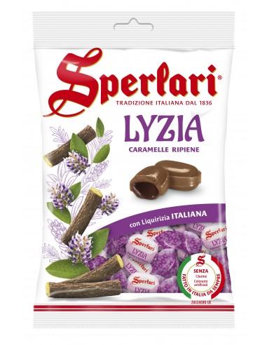 Sperlari Caramelle Lyzia 175 g