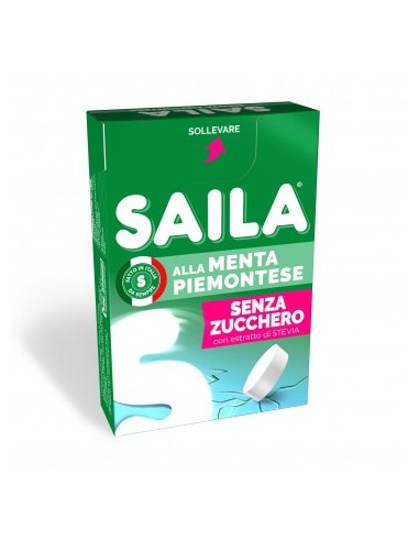 Saila Compresse Menta Senza Zucchero...