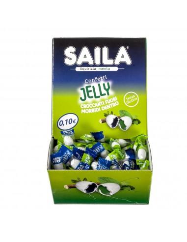 Saila Jelly Mix Confetti Menta...