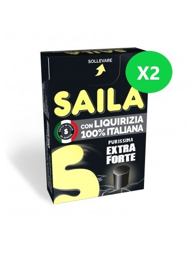 Saila Liquirizia Purissima Astuccio...