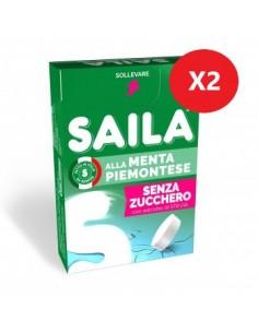 Saila Compresse Menta Senza...