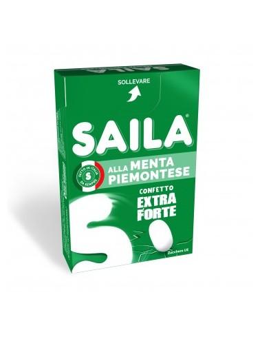 Saila Confetti Menta 45 g, Box da 16...