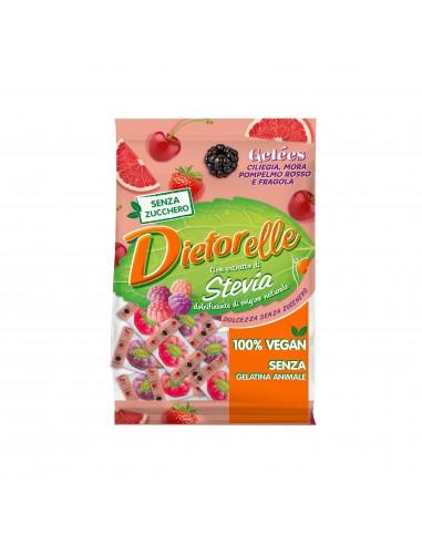 Dietorelle Caramelle Gelèes Vegan Mix...