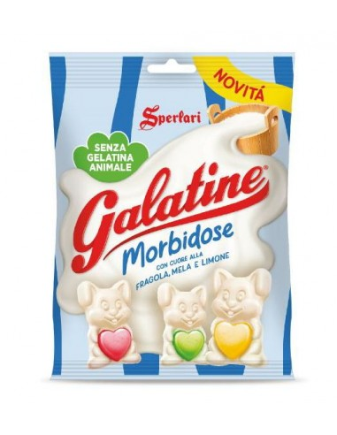 Galatine Caramelle Morbidose al Latte...